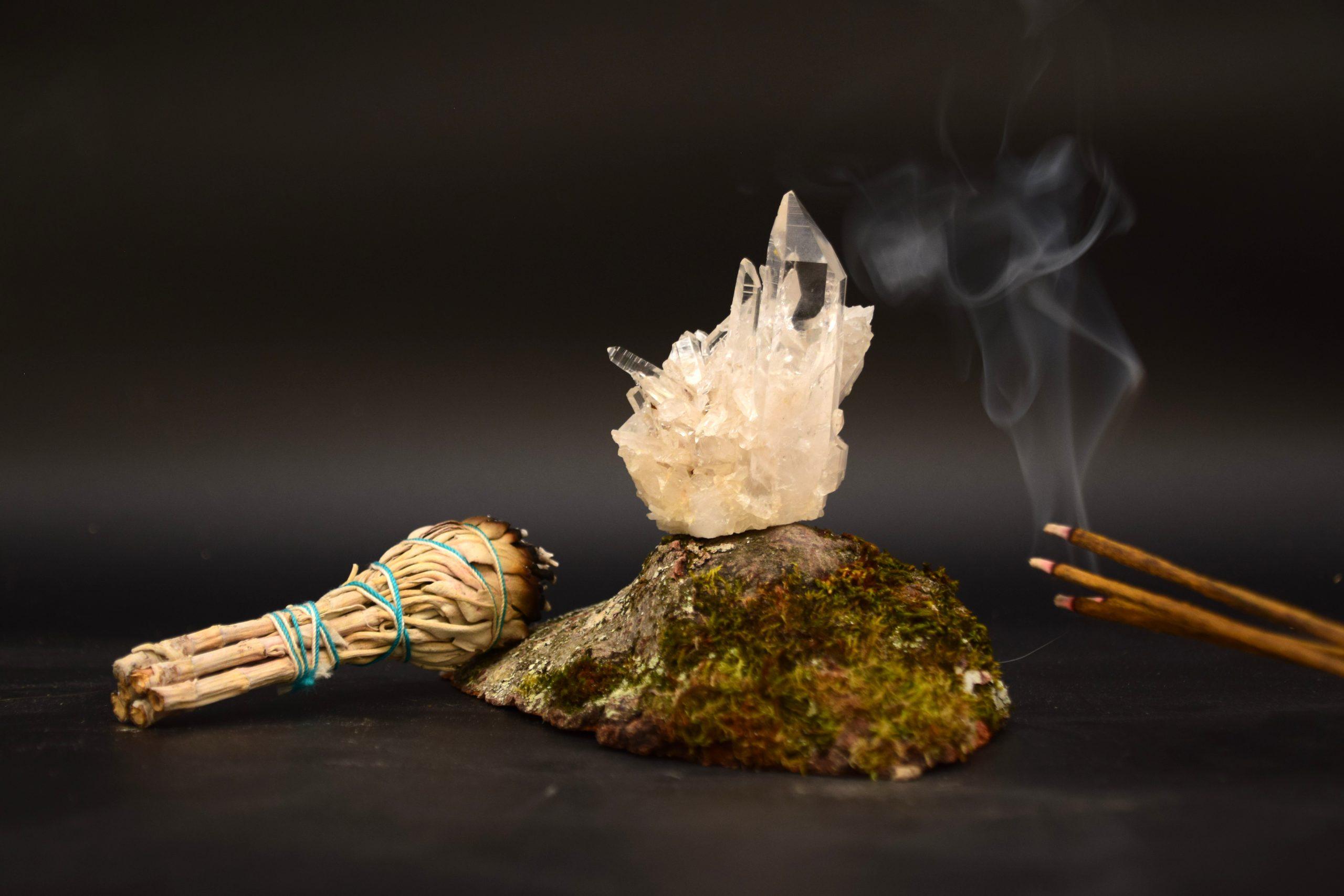 La lithotherapie ou le pouvoir des pierres